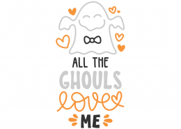 All the ghouls love me