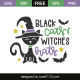 Black cats & witches hats
