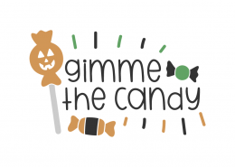 Gimme the candy