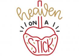 Heaven on a stick