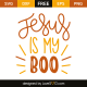 Jesus is my boo