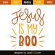 Jesus is my boo