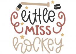 Little miss hockey