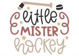 Little mister hockey