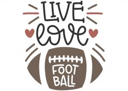 Live love football