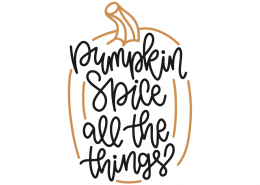 Pumpkin spice all the things