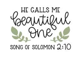 Song of Solomon 2:10