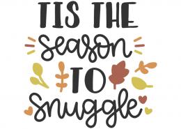 Tis the season to snuggle