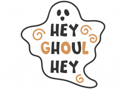Hey ghoul hey