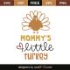Mommy's little turkey