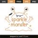 Sparkle monster