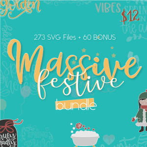Massive Festive Bundle $12-01