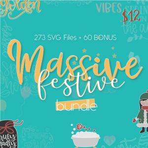 Massive Festive Bundle $12-01