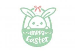 Happy Easter Basket 8462