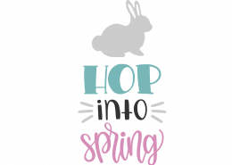 Hop Into Spring 8504