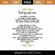 God Grant Me SVG Cut File 8677