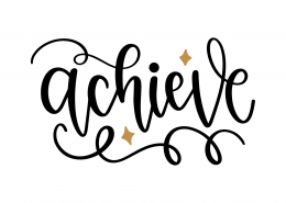 Achieve SVG Cut File 8805