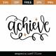 Achieve SVG Cut File 8805