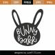 Bunny Babe SVG Cut File