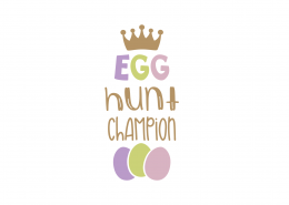 Egg Hunt Champion 8833