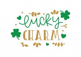 Lucky Charm SVG Cut File