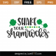 Shake Your Shamrocks SVG Cut File
