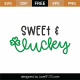 Sweet And Lucky SVG Cut File
