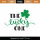 The Lucky One SVG Cut File