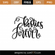 Besties Forever SVG Cut File 9070