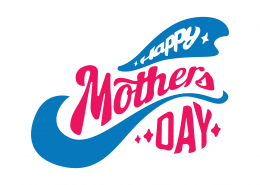 Happy Mother's Day SVG Cut File 9019
