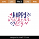 Happy Mother's Day SVG Cut File 9030