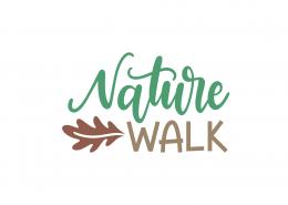 Nature Walk SVG Cut File 8951