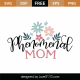 Phenomenal Mom SVG Cut File 9009