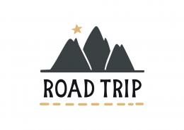 Road Trip SVG Cut File 9006