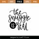 The Struggle Is Real SVG Cut File 9041