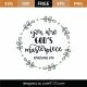Ephesians 2-10 SVG Cut File 9129