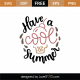 Have A Cool Summer SVG Cut File 9140
