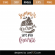 Summer and Ice Cream SVG Cut File 9107
