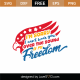 The Sound Of Freedom SVG Cut File 9112