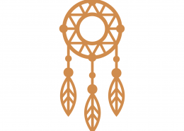 Dreamcatcher SVG Cut File 9281
