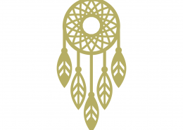 Dreamcatcher SVG Cut File 9301