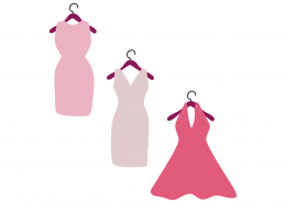 Dresses SVG Cut File 9352