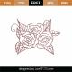 Flowers SVG Cut File 9396