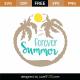 Forever Summer SVG Cut File 9421