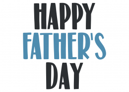 Happy Father's Day SVG Cut File 9428