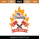 My Daddy My Hero SVG Cut File 9273