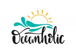 Oceanholic SVG Cut File 9439
