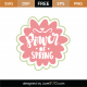 Power Of Spring SVG Cut File 9338