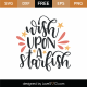 Wish Upon A Starfish SVG Cut File 9501