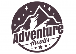 Adventure Awaits SVG Cut File 9671